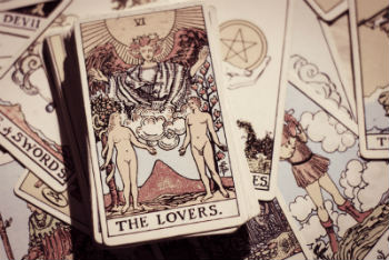 ancient love tarot