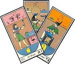 cards of the Egyptians