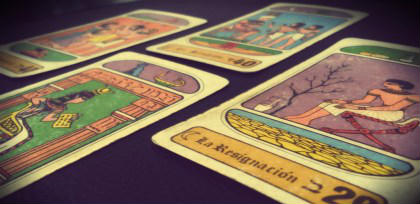 egyptian cards reading