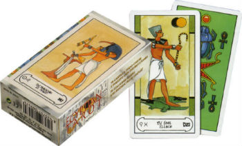 egyptian cards