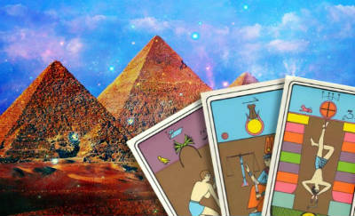 egyptian tarot reading