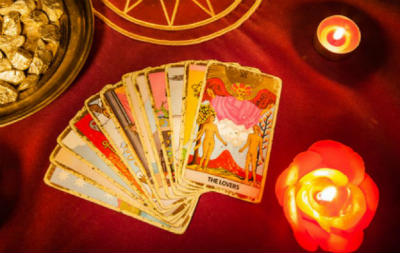 love tarot cards