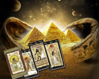 tarot of egyptians